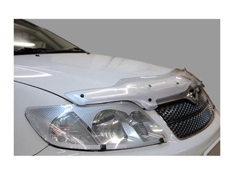 Защита фар Lexus LX 470 1998-2007 СА Пластик - фото 20735
