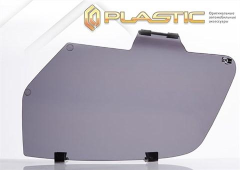 Защита фар Suzuki Escudo TD54W, TD94W 2005-2012 СА Пластик - фото 21215