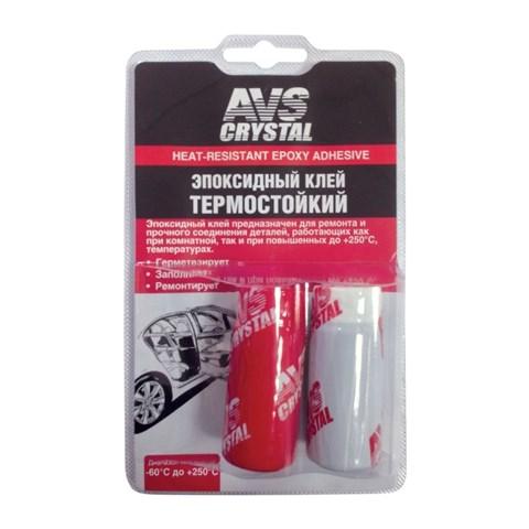 Клей эпоксидный термостойкий AVS AVK-128 - фото 23397