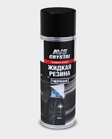 Жидкая резина черная AVS AVK-302 - фото 23403