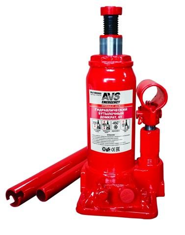 Домкрат гидравлический бутылочный HJ-B6000 - фото 23449