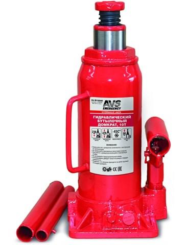 Домкрат гидравлический бутылочный HJ-B10000 - фото 23452