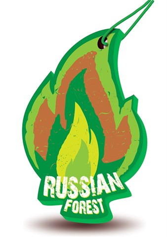 "Ароматизатор Fire Fresh AVS AFP-006 Russian Forest (аром. Русский лес ""Хвоя"") - фото 23741"