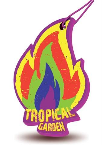 Ароматизатор Fire Fresh AVS AFP-007 Tropical garden (аром. Тропический сад) - фото 23742