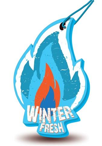 Ароматизатор Fire Fresh AVS AFP-008 Winter Fresh (аром. Зимняя свежесть) - фото 23743