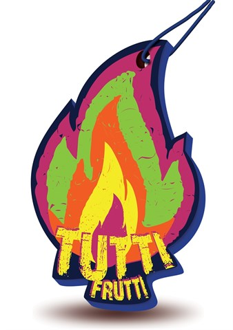 Ароматизатор Fire Fresh AVS AFP-012 Tutti-frutti (аром. Тутти-Фрутти) - фото 23746