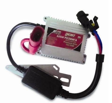 Блок розжига Premium slim 12V 35W LL-05A - фото 24108