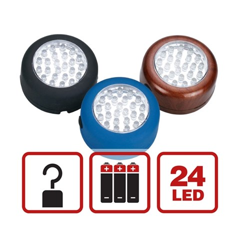 Переносной светильник CD810A 24LED(3шт. AAA) - фото 24262