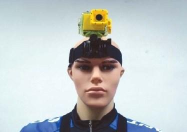 Крепление на голову «Head belt» - фото 24548