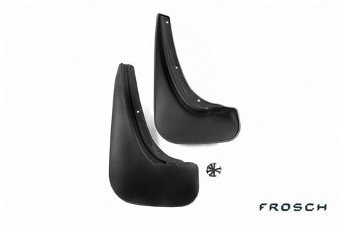 Брызговики задние Citroen C4 Grand Picasso 2014-2018 Novline-Autofamily - фото 24893