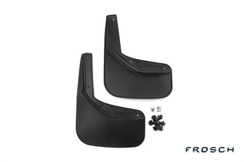 Брызговики задние Ford Kuga 2013-2018 Novline-Autofamily - фото 24966