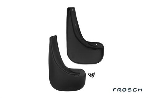 Брызговики задние Lifan X50 2015-2018 Novline-Autofamily - фото 25058