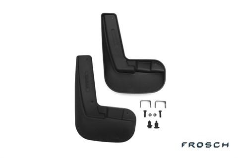 Брызговики передние Lifan X50 2015-2018 Novline-Autofamily - фото 25555