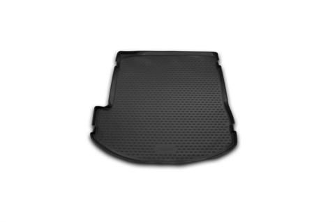 Коврик в багажник Hyundai Santa Fe 2013-2018 High-Tech длинный Novline-Autofamily - фото 26284