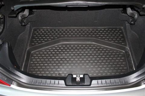 Коврик в багажник Mercedes SLK-Classe 2004-2018 Novline-Autofamily - фото 26621