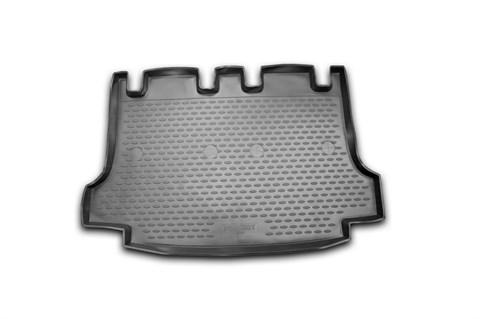 Коврик в багажник Peugeot 308 2008-2014 универсал короткий Novline-Autofamily - фото 26694
