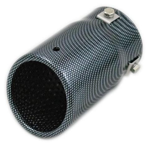 Насадка на выхлопную трубу овальная AR-6517 - фото 31561