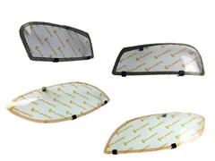 Защита фар Honda CR-V 2007-2008 СА Пластик