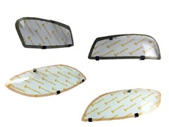Защита фар Honda CR-V RD1, RD2 1995-2001 СА Пластик