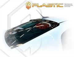 Козырек заднего стекла Kia Rio седан FB 2017-2018 СА Пластик