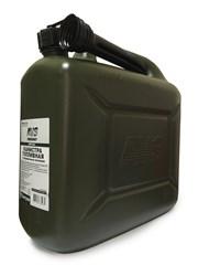Канистра для бензина пластик 10л AVS TPK-Z-10