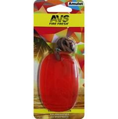 Ароматизатор AVS SG-013 Amulet (аром. Тропический бриз/Tropical Breeze) (гелевый)