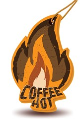 Ароматизатор Fire Fresh AVS AFP-002  Coffee Hot (аром. Кофе)