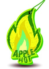 Ароматизатор Fire Fresh AVS AFP-010 Apple Hot (аром. Яблоко)