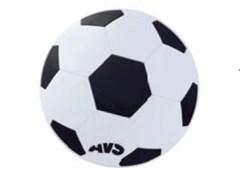 """Противоскользящий NANO коврик AVS NP-007 """"Футбольный мяч"""" (диаметр 14 см.)"""