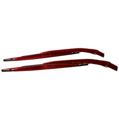 Дворники на ВАЗ 2108-2109, ВАЗ 2113-2115 вишневые