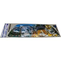 Накладка на панель приборов ВАЗ 2113-2115 VDO тигр