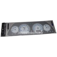 Накладка на панель приборов ВАЗ 2110-2112 VDO серебристая