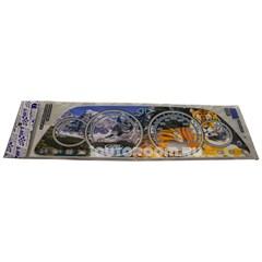 Накладка на панель приборов ВАЗ 2110-2112 VDO тигр