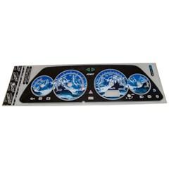 Накладка на панель приборов ВАЗ 2110-2112 VDO горы