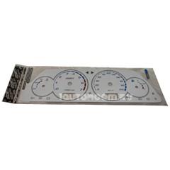 Накладка на панель приборов ВАЗ 2113-2115 Автоприбор белая