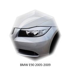 Реснички на фары BMW 3 серия E90-E93 2005 – 2009 Carl Steelman