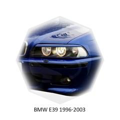 Реснички на фары BMW 5 серия E39 1995 – 2004 Carl Steelman